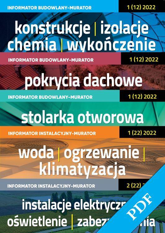 Pakiet Informatorów 2021 - PDF