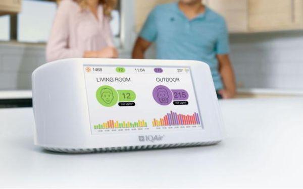 Wybieramy czujnik jakości powietrza: miernik smogu