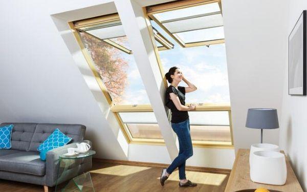 Okno dachowe najnowszej generacji – FPP-V preSelect MAX