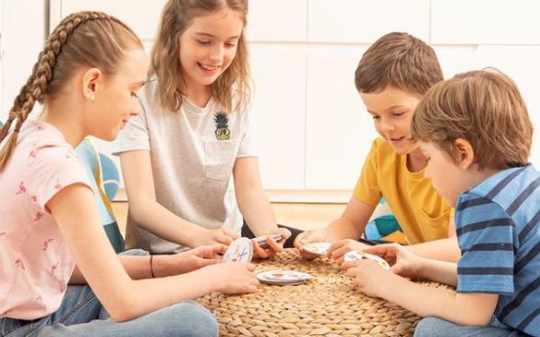 Gdy dzieci przybywa, czyli zabawy na kinderparty
