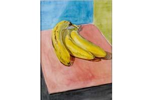 """Sylwia Wirska, """"Martwa natura z 3 bananami"""" zdjęcie"""