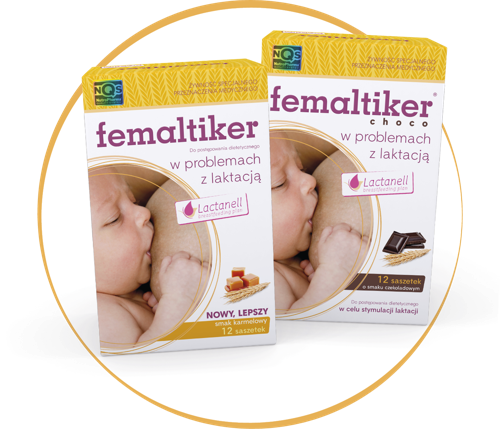Femaltiker® - wsparcie w procesie laktacji zdjęcie